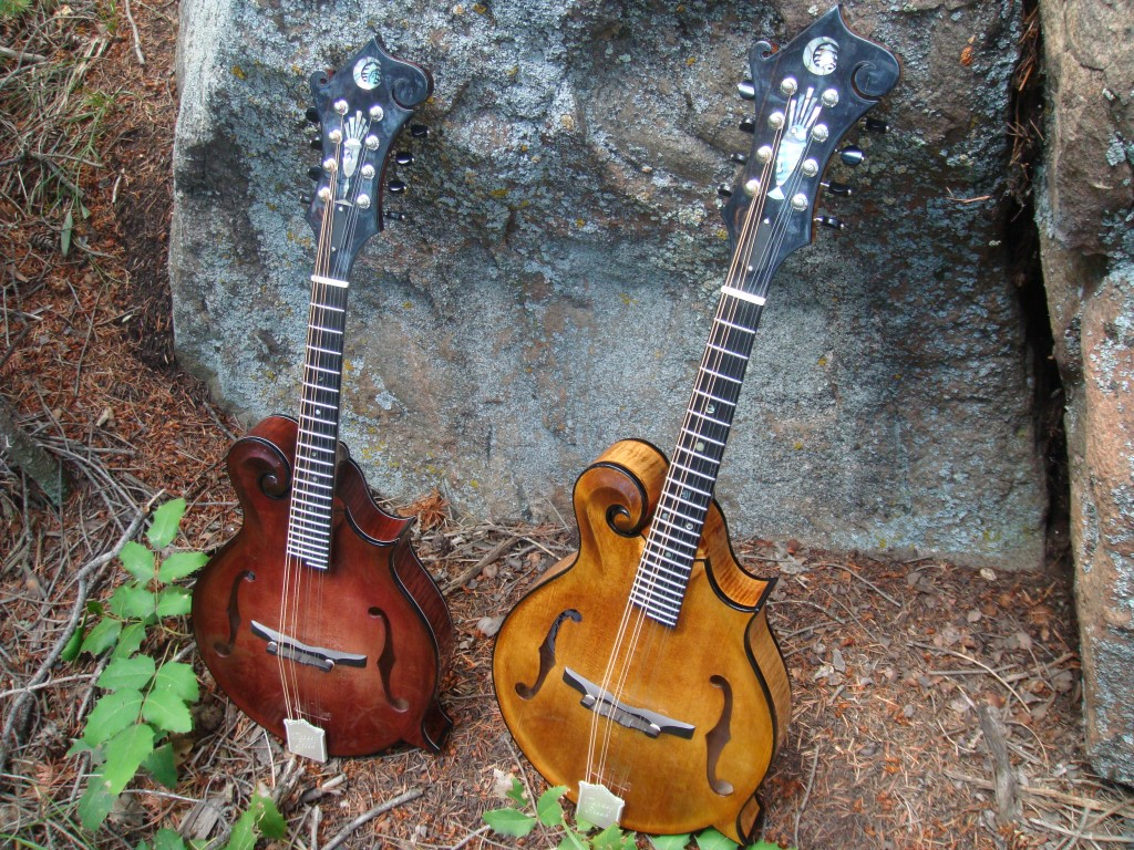 T.C. Mandolins #73 and #74